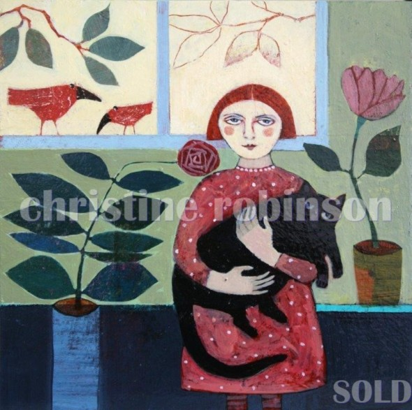 Christine Robinson's artworks